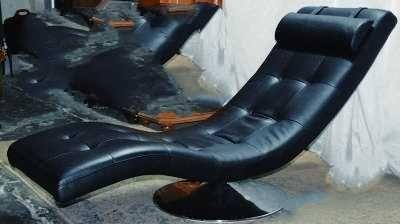 Szezlag obrotowy fotel