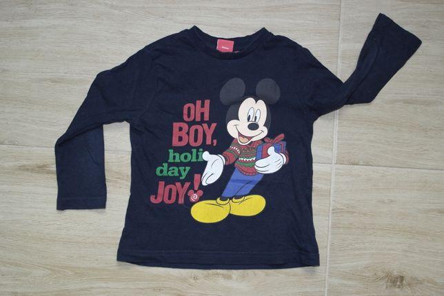 Bluzeczka granat Myszka Miki 104