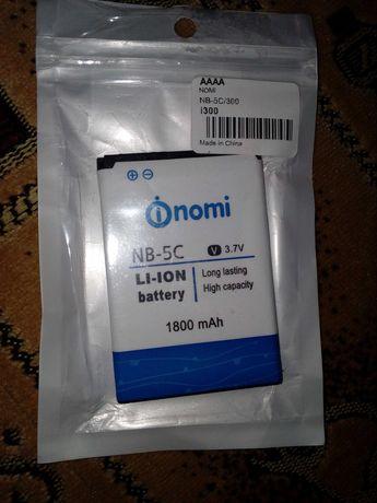 Батарея в телефон Nomi nb-5C