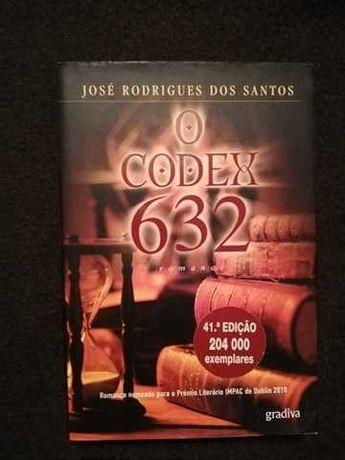 Codex 632 - José Rodrigues dos Santos