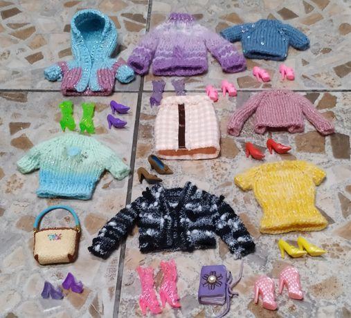 Одежда Обувь для куклы Барби. 20 вещей за одну цену