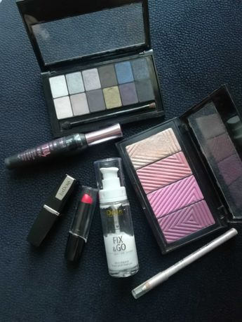 Kosmetyki jak nowe i nowe maybelline bourjous