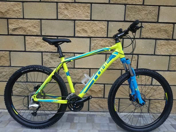 Продам велосипед Cube aim 26