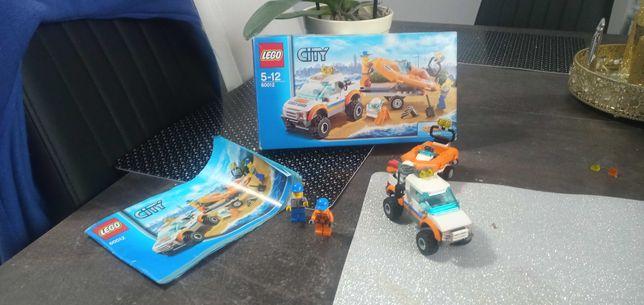 Lego City 60012 Komplet