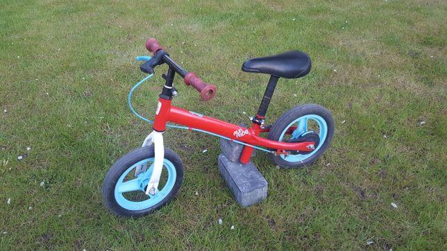 Rowerek dziecięcy - biegowy