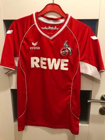 Koszulka sportowa T-shirt football FC Koln 164 cm 32/34