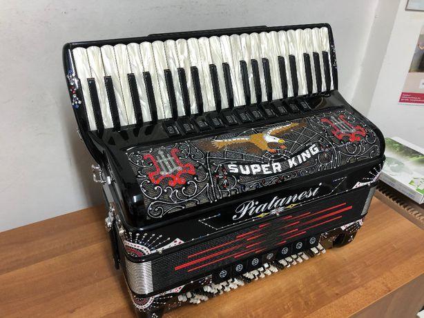 Akordeon Piatanesi 120 basów