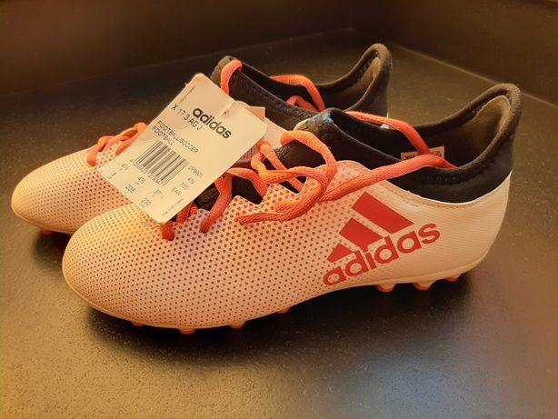 Buty korki adidas na sztuczną trawę r 37,5