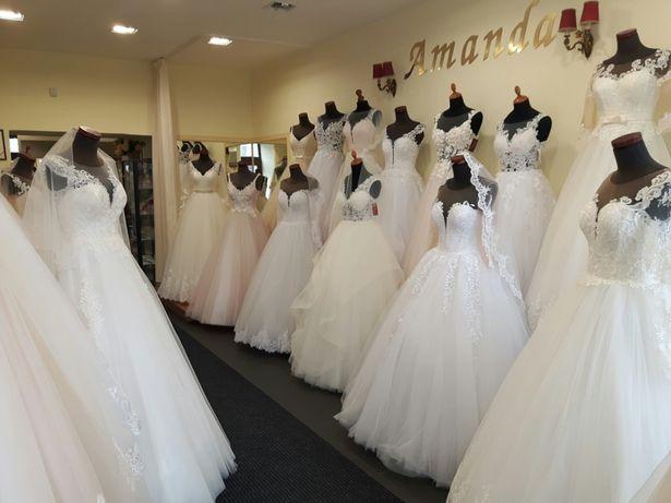 Salon sukien ślubnych suknia ślubna lublin