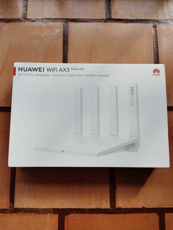 Router Huawei Wifi AX3 (Dual-core) novo e c/garantia 2 anos