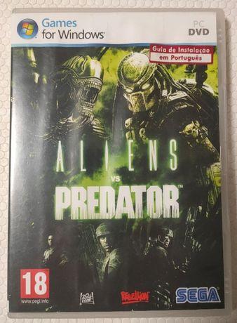 Alien Vs Predator Jogo PC DVD