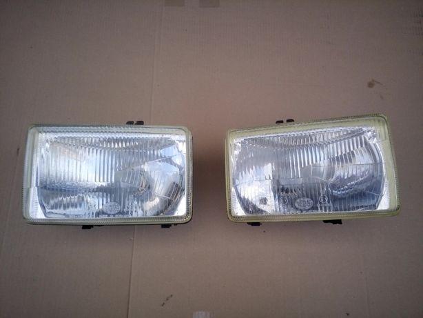Lampa przednia lewa prawa Ford Taunus