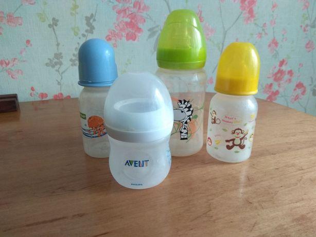 Бутылочка baby team
