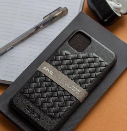 Кожаный Чехол Polo Ravel для iPhone 7 8 Plus X Xs XR 11 Pro Max