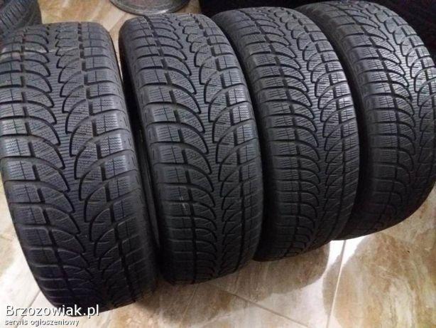 235/60r18 Bridgestone 18 zimowe 7mm, AUDI Q5, VOLVO XC60, MERC itp. .