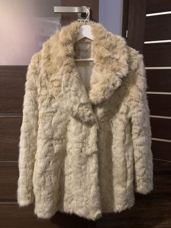 Sztuczne futro Zara