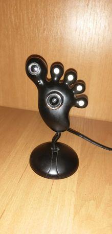 Web Cam в форме ноги.