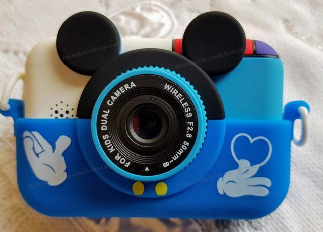 Детский цифровой фотоаппарат Children's fun Camera с 2 камерами