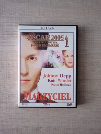 Marzyciel DVD BOX Film Johnny Depp Kate Winslet Finding Neverland 2004
