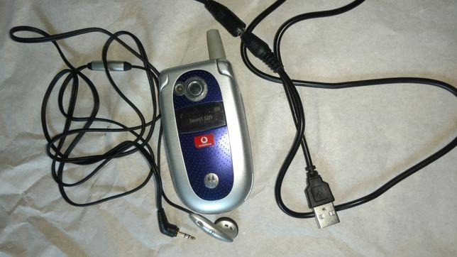 Телефон Моторола v525.