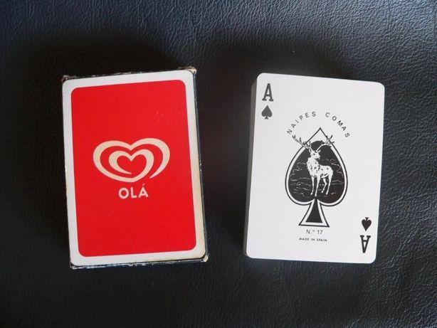 Baralhos de cartas