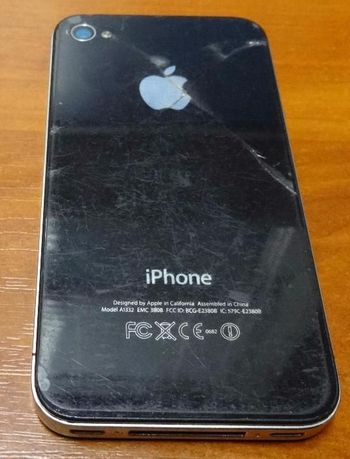 Apple iPhone 4 model A1332