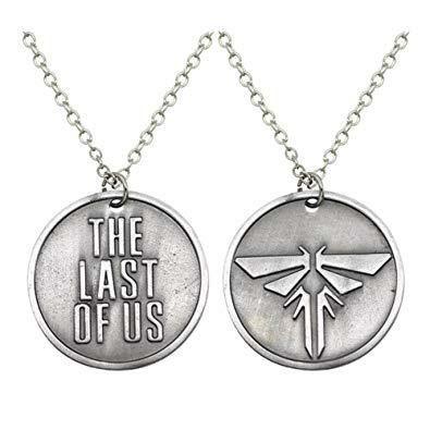 Medalion świetlików z gry The last of us.