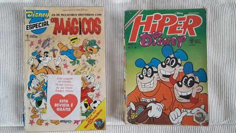 Disney Especial e Hyper Disney anos 80