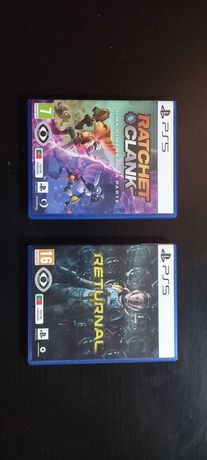 PS5 Jogos | Ratchet and Clank | Returnal