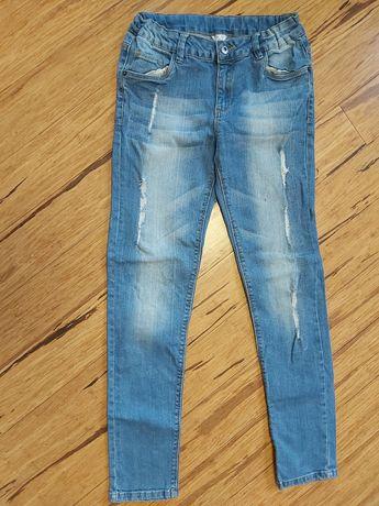 Spodnie 158, różne