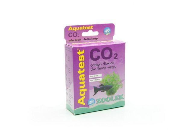Zoolek Test na dwutlenek węgla CO2 aquatest