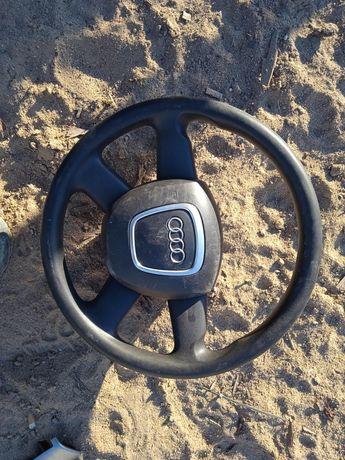 Kierownica z poduszką Audi A4B7