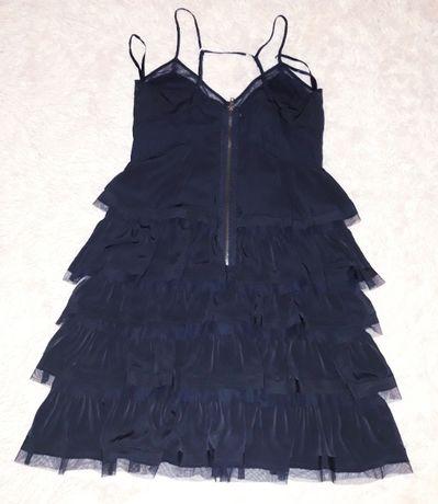 Платье сарафан нарядное фирма Next Новый Год выпускной праздник