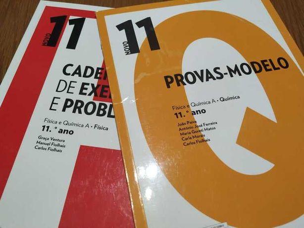 Cadernos de Exercícios + Provas-Modelo