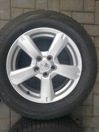 Toyota Rav4 alufelgi koła 225/65/17