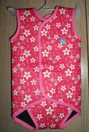 детский костюм для плаванья гидрокостюм 6-18 месяцев