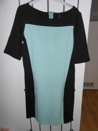 Elegancka wizytowa sukienka