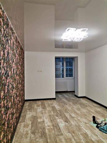 2 кімнатна квартира з сучасним євроремонтом.