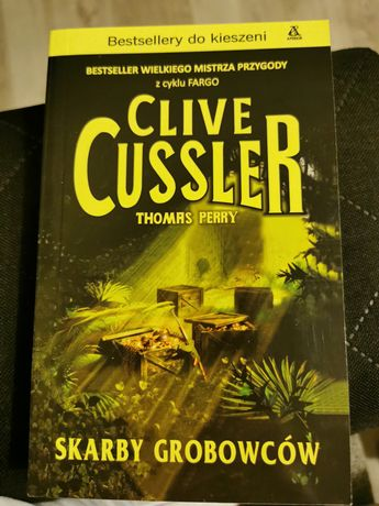Skarby odkrywców Clive Cussler Thomas Perry