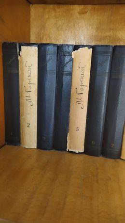 Горький собрание сочинений 30 томов 1949 год