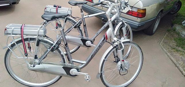 Rower elektryczne Trek