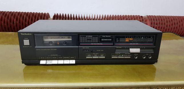 TECHNICS RS-D450 magnetofon deck wieża