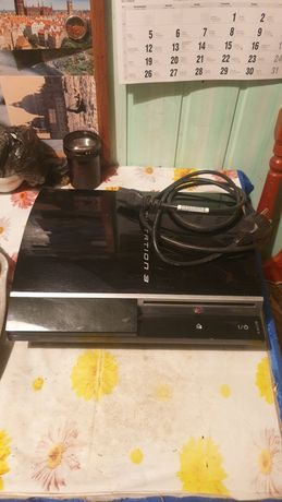 Konsola PlayStation 3 + kabel