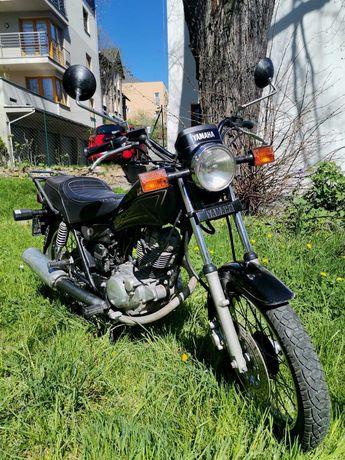 Motor motocykl Yamaha sr125 sr 125 zabytek zarejestrowany, ubezp.