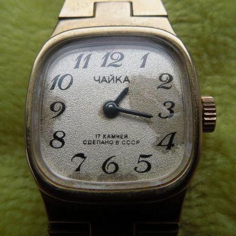 Stary damski zegarek Czajka - sprawny - ZSRR PRL