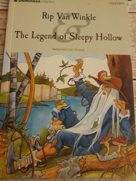 The Legend of Sleepy Hollow. Rip Van Winkle