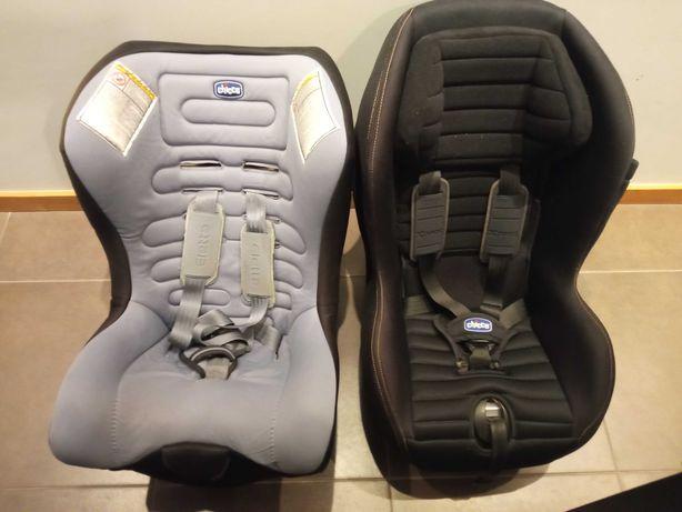Cadeiras auto Xico