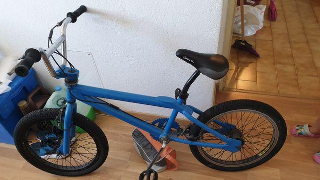Vendo bmx java com volante haro bike