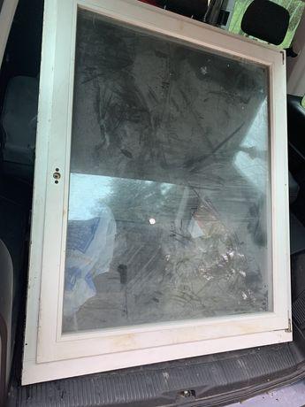 Okno drewniane ok.140x120 cm