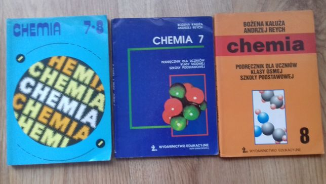 Chemia 7 - Kałuża, Reych